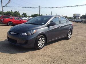 2013 Hyundai Accent GLS | Power Options | Low Km's |