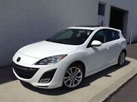 2011 Mazda MAZDA3 SPORT GT Mags 17 pouces Toit- Ouvrant