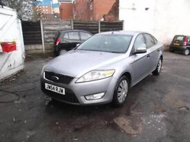 FORD MONDEO 1.8 TDCi Edge 4dr [6] (silver) 2007