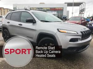 2016 Jeep Cherokee Sport | Low KMs | 4X4