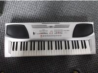 Multi-Function Electronic Keyboard