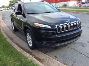 2017 Jeep Cherokee NORTH/REM START/8.4 TOUCHSCREEN/BACK UP CAM/4
