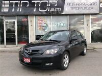 2009 Mazda MAZDA3 GX ** Low KMS, Great Condition **