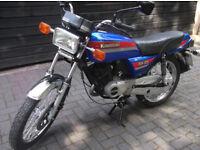 Kawasaki KH125 K3 Motorbike Motorcycle 1985 Classic