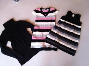 Lot of 3 Jumper dresses