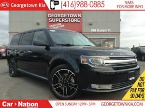2015 Ford Flex Limited | NAVI | AWD | PANO ROOF | LEATHER