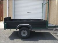 5x3 Car Trailer For Sale