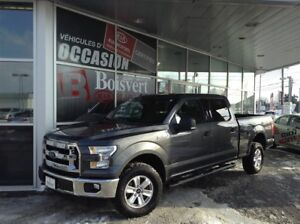 2016 Ford F-150 XLT 4X4 MARCHE PIED