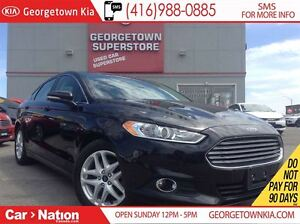 2016 Ford Fusion SE LEATHER/HEATED SEATS| BACK UP CAM| ALLOY WHE