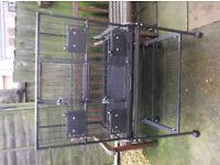 rat or chinchilla cage