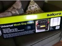 Universal Mesh Dog Gaurd