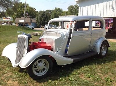 1934 Ford Other  1934 Ford Tudor -- All Steel