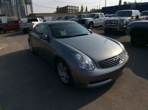 2007 Infiniti G35 / SUNROOF / SUPER CLEAN / LOW KMS