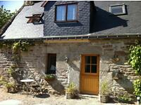 Country Cottage in Southern Brittany France