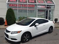 2012 Honda Civic LX * Coupé * Manuelle * A/C * Cruise * USB