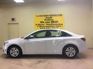 2014 Chevrolet Cruze 2LS Annual Clearance Sale!