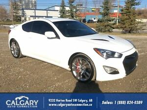 2013 Hyundai Genesis Coupe 2.0T/ 5 SPEED/ ALLOYS/ R-SPEC