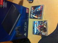 PS3 +2 games