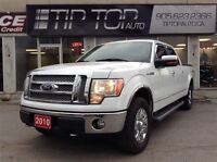 2010 Ford F-150 Lariat ** Leather, Loaded, Great Shape **