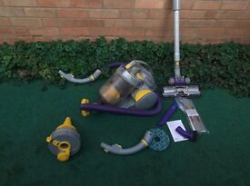 DYSON Vacuum cleaner plus extra spare parts (ideal for Dysons £100 trade in)