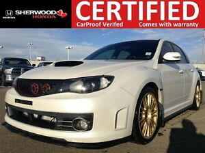 2009 Subaru Impreza WRX STi Sport-tech Package w/Gold Wheels | A