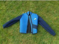 Ladies wetsuit jacket