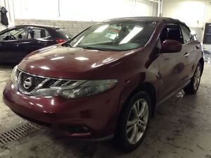 2011 Nissan Murano CROSSCABRIOLET AWD A/C MAGS CUIR NAVIGATION