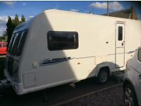 BAILEY PEGASUS 462 2010 TOURING CARAVAN COMPLETE WITH EXTRAS