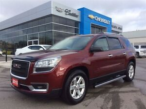 2015 GMC Acadia SLE | 7 Seater | Bluetooth | Rear Cam