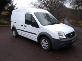 Ford Transit Connect Crew Cab