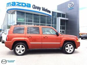2010 Jeep Patriot Limited, leather, loaded