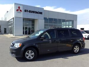 2012 Dodge Grand Caravan SXT **AUTOMATIQUE**STOWNGO**AIR CLIMATI