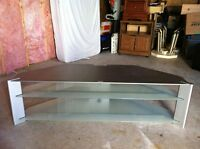 Entertainment stand ideal for TV's 42'+