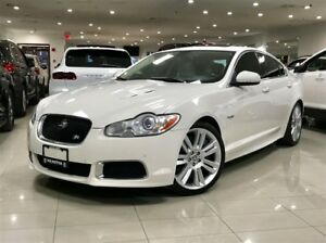 2010 Jaguar XF XFR|SERVICED BY JAG|NEW TIRES|NO ACCIDENT|NAVI|BS