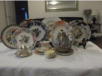 Lovely Collection of Antique Porcelain