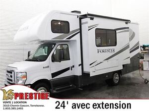 2016 Forest River Forester 2291 Demi-Paint