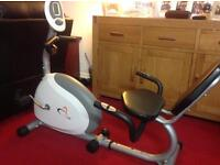 V FIT EXERCISE BIKE