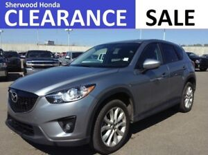 2014 Mazda CX-5 GT AWD | HEATED LEATHER| SUNROOF| BLUETOOTH