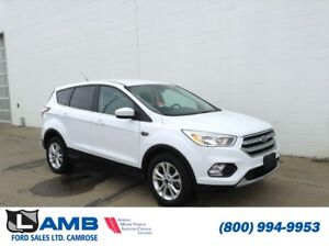 2017 Ford Escape SE 4WD with Auto Start/Stop, Sync System and Ca
