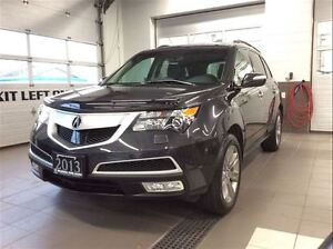 2013 Acura MDX Elite AWD - Top model - MINT