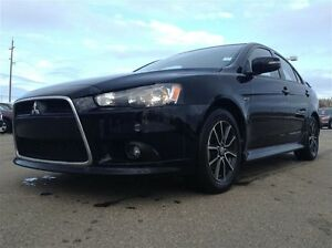 2015 Mitsubishi Lancer SE | HEATED LEATHER | FOG | BLUETOOTH | C