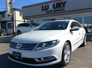 2015 Volkswagen CC 6SPEED -SPORTLINE-REAR CAMERA-ONLY 31