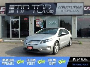 2012 Chevrolet Volt Electric ** Electric car or gas, Bluetooth *