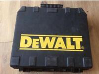 Dewalt DC925KB case