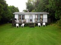 Cottage for Rent in Perth, Ontario.