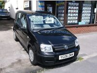 2006 FIAT PANDA 1.2 DYNAMIC 5 DOOR CHEAP TAX INSURANCE IDEAL 1ST CAR £995