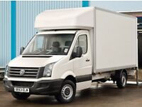 Man and van House removals Nottingham East Midlands to all UK National International moves
