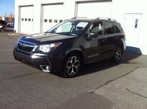2014 Subaru Forester 2.0 XT TOURING AWD - TOIT + CUIR ET TISSUS!