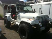 1993 Jeep Wrangler YJ - REDUCED PRICE -