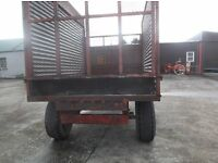 11 x 6 Tractor Tipping Trailer